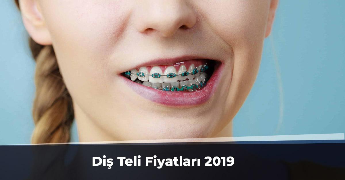 Diş teli fiyatları 2019